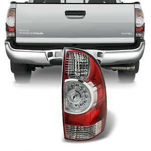Fit 2005 2015 Toyota Tacoma Tail Light Lamp Replacement Passenger Right 05 15