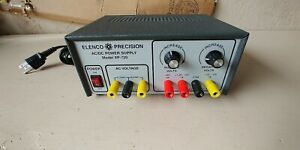 Elenco Precision Xp 720 Ac dc Regulated Power Supply Clean Tested