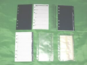 Compact Tabs Refill Lot Day Runner Planner Franklin Covey Winix Fill