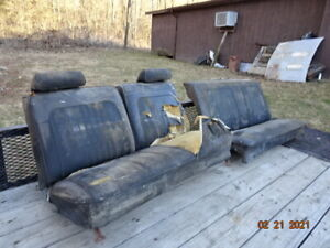 1970 71 1972 Chevelle Used Front Bench Seat Malibu Or Ss 350 396 454