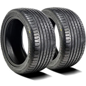 2 New Accelera Phi 275 35zr18 275 35r18 99y Xl A s High Performance Tires