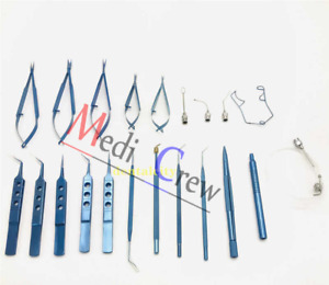 Ophthalmic Eye Surgery Surgical Instruments Set