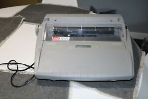 Brother Sx 4000 Electric Typewriter Portable Daisy Wheel Digital Display Works