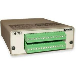 Dataq Di 710 eh 16 channel Ethernet Data Acquisition System Seller Refurbished