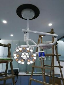 Ceiling mounted Dental Medical Surgical Shadowless Led Planting Lamp With 26 Led