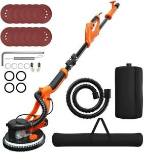 Electric Profession Drywall Sander w Vacuum rotary And Detachable Dust Shroud