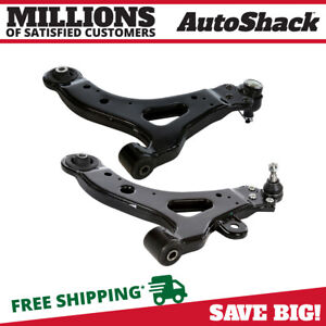 Front Lower Control Arm W Ball Joint Pair 2 For Buick Rendezvous Pontiac Aztek