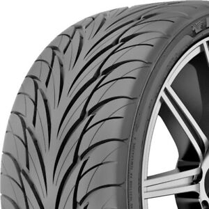 Federal Super Steel 595 255 35zr20 255 35r20 93w A s Performance Tire