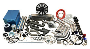 For Chevy Gm 4 3l Turbo Kit S10 Blazer Typhoon Syclone T3 Cast V6 Full Package