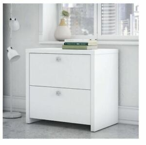 White Lateral Home Office File Cabinet Storage Cheap Durable Sturdy Organizer