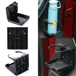 Car Accessories Drink Cup Holder Air Vent Clip on Mount Water Bottle Stand Us