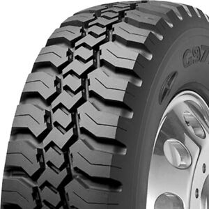 Goodyear G971 235 85r16 Load E 10 Ply Drive Commercial Tire