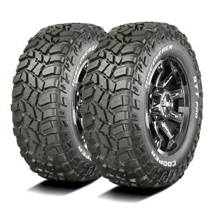 2 New Cooper Discoverer Stt Pro Lt 35x12 50r15 113q C 6 Ply Mt M t Mud Tires