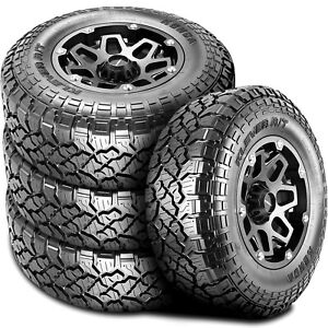 4 New Kenda Klever R t Lt 35x12 50r20 Load F 12 Ply Rt Rugged Terrain Tires