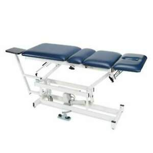 Chattanooga Adp 400 Traction Table With Footswitch