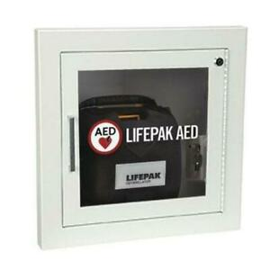 Physio control Recessed Aed Wall Cabinet