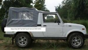 Gypsy Gray Soft Top Roof Suzuki Samurai Sj410 Sj414