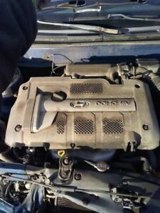 Engine 2 0l Vin D 8th Digit 4 Cylinder Fits 04 08 Tiburon 16937903