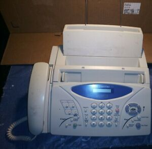 Brother Intellifax 775 Plain Paper Fax Machine With Phone Copier