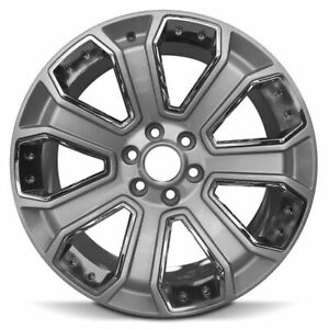 New 22 Replacement Wheel Rim Cadillac Escalade Chevy Tahoe Silverado Gmc Sierra
