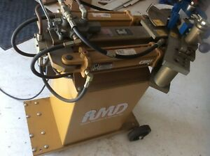 Baileigh Rmd 150 Hydraulic Tubing Bender With 3 Dies Less Than 5 Hours Use