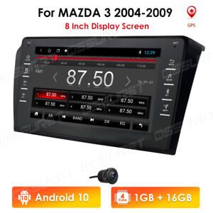 For Mazda 3 2004 2005 2006 2007 2008 2009 Android 9 car Player Gps Stereo Radio