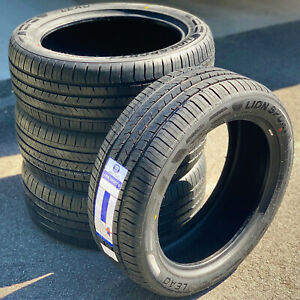 4 New Leao Lion Sport 3 295 30r26 107w Xl A S High Performance Tires