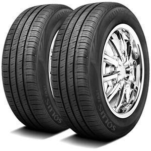 2 New Kumho Solus Ta31 205 65r16 95h Dc A S Performance Tires