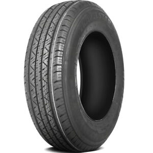2 Tires Travelstar Hf288 Steel Belted St 235 85r16 Load E 10 Ply Trailer