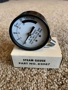 Vintage Steam Gauge Part 82087 Pressure Cooker canning