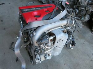 2017 18 19 Honda Civic Type R Fk8 Complete Engine Assy 4800 Miles Run Test
