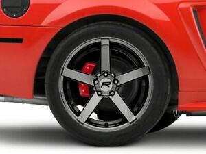 Rovos Durban Rear Wheel In Chrome 18x10 Rim Fits All Ford Mustang 1999 2004