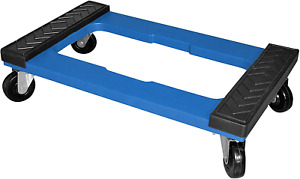Furniture Dolly Moving Cart Carrier Heavy Duty Mover 1000 Lbs 1 2 ton Capacity