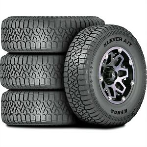 4 Tires Kenda Klever A t2 255 70r17 112t At All Terrain