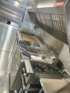 Custom Food Trucks Concession Trailers For The West Coast Custom Build Byorder