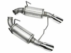 Sr Performance Axle Back Exhaust Fits Ford Mustang 2011 2014 Gt