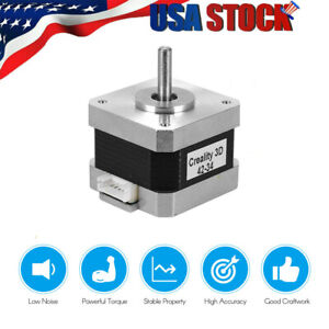 Stepper Stepping Motor Phase 0 8a 1 8 Degree 0 4n m For Creality 3d Printer B3s3