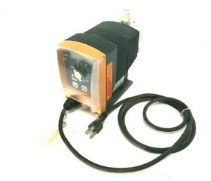 New Prominent Gala1602ppe200ud112100 Dosing Pump 0 55gph