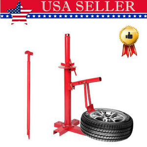 Portable Manual Tire Changer Car Bead Breaker Tool Machine For 8 To 16 Tires