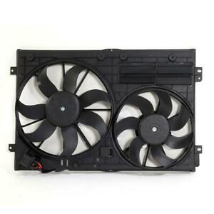 New Radiator Cooling Fan For 2005 2016 Volkswagen Jetta 2006 2010 Passat