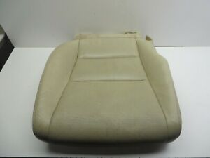 Seat Bottom Cushion Cover Front Passenger Right Tan 09 14 Acura Tsx 124002