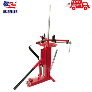 Manual Tire Changer Car Truck Motorcycle Bead Breaker Tool Fr 4 To 16 1 2 Tire
