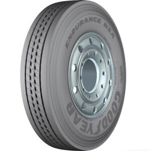 Goodyear Endurance Rsa 245 75r16 Load E 10 Ply Steer Commercial Tire