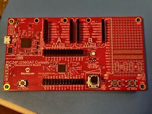 Microchip Pic24fj256ga7 Curiosity Development Board