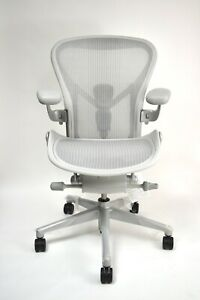 Herman Miller Remastered Aeron Mineral Size A b and C Prices Differ For Sizes