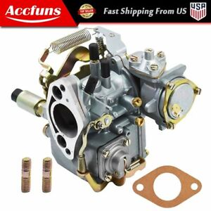 For Vw Beetle 30 31 Pict 3 Type 1 2 Bug Bus Ghia 113129029a New Carburetor
