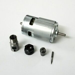 Ball Bearing Spindle Motor Shaft Cnc Router Machine Extension Rod Carving Knife