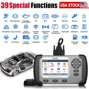 Vident Iauto 702pro Obd2 Diagnostic Scanner Code Reader Immo Tpms Dpf Oil Reset