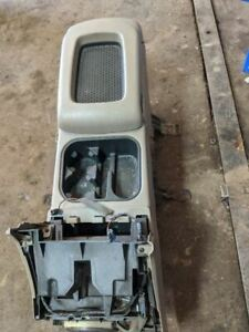 Console Front Floor Fits 03 06 Suburban 1500 247233