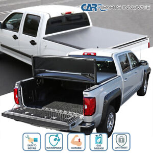 For 07 19 Toyota Tundra Crewmax 5 5 Short Bed Trifold Tonneau Cover Replacement